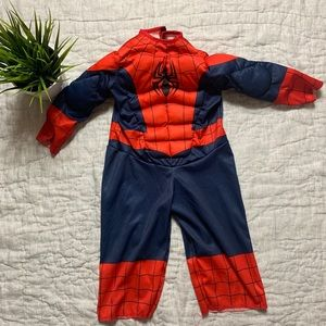 Spiderman 2t/3t Costume